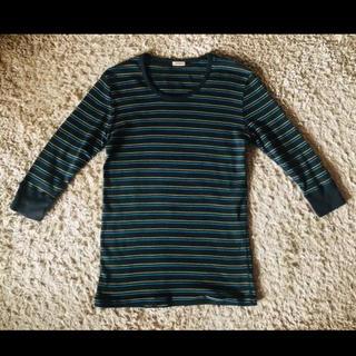 ビームス(BEAMS)のBirdseye/Still(スチール)/7分袖 フライスカットソー/新品未使用(Tシャツ/カットソー(七分/長袖))