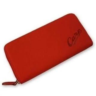 広島でしか売ってない グラブ革のカープ財布(応援グッズ)