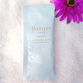 インフィニティ(Infinity)のインフィニティ ロイヤルフラワーコレクション 春メイクふんわりマシュマロ美肌に♡(フェイスパウダー)