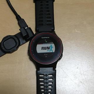 ガーミン(GARMIN)のガーミン 225j 腕時計 スポーツウオッチ(腕時計(デジタル))