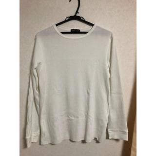 ビームス(BEAMS)のBEAMS HEART  ワッフル ロングTシャツ(Tシャツ/カットソー(七分/長袖))