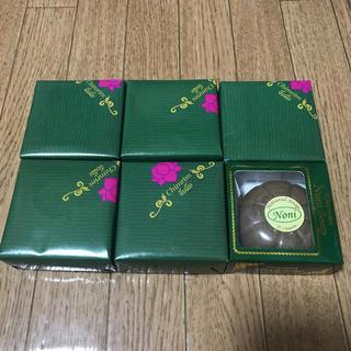 チムリム  ノニ石鹸 6個(ボディソープ / 石鹸)