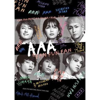トリプルエー(AAA)のAAA LIVEDVD(ミュージック)