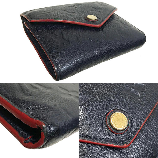 283c01549ef7 LOUIS VUITTON(ルイヴィトン)の正規品 ルイヴィトン アンプラント 財布 サイフ 箱