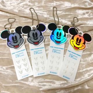 ディズニー(Disney)のミッキーマウス アレンジデコシール  4シートセット(シール)