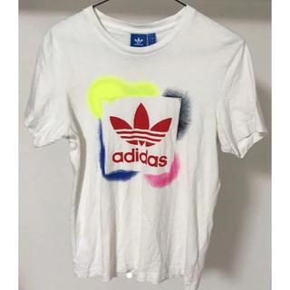 アディダス(adidas)のadidas アディダス  Tシャツ ビッグロゴ(Tシャツ/カットソー(半袖/袖なし))