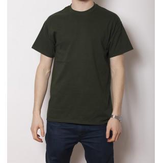 GILDAN 6.0オンス ウルトラコットン 無地Tシャツ  フォレスト(Tシャツ/カットソー(半袖/袖なし))