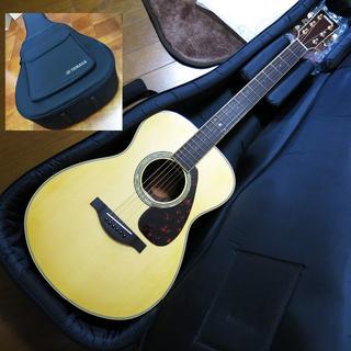 ヤマハ(ヤマハ)の美品 YAMAHA LS6 ARE / NT エレアコ♪(アコースティックギター)