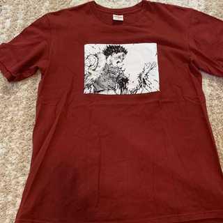 シュプリーム(Supreme)のSupreme×AKIRA Arm Tee エンジM(Tシャツ/カットソー(半袖/袖なし))