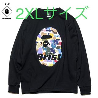 エフシーアールビー(F.C.R.B.)のFCRBAPE head tee(Tシャツ/カットソー(七分/長袖))