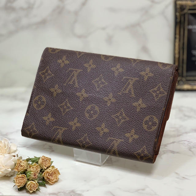 finest selection 66be4 49534 LOUIS VUITTON(ルイヴィトン)中財布 モノグラム 廃盤 ヴィンテージ