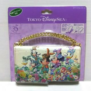Disney - TDR☆ディズニー 手帳型スマホケース イースター
