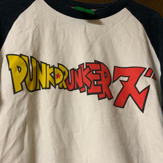 パンクドランカーズ(PUNK DRUNKERS)のパンクドランカーズ  ラグランTシャツ(Tシャツ/カットソー(七分/長袖))