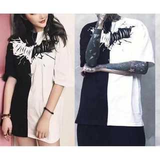 【ストリート系】カップルTシャツ(Tシャツ/カットソー(半袖/袖なし))