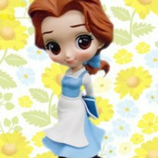 ディズニー(Disney)のQposket Disney ベル レアカラー(アニメ/ゲーム)