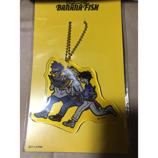 バナナフィッシュ(BANANA FISH)のBANANAFISH】 英二・アッシュ・ショーターアクリルキーホルダー(キーホルダー)