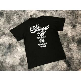 ステューシー(STUSSY)の 春夏新品人気 STUSSY Tシャツ  男女兼用  XL  (Tシャツ(半袖/袖なし))