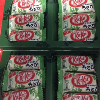 Nestle - キットカット わさび味 田丸屋 バラ2箱分 賞味期限2019/3 定価1728円