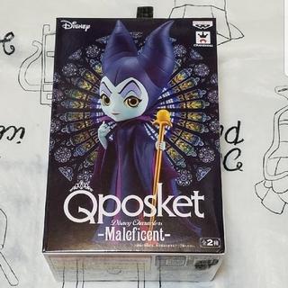 ディズニー(Disney)のマレフィセント Qposket フィギュア レア(アニメ/ゲーム)