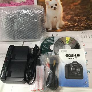 Canon - キャノン EOS 1D Mark4 マーク4  あんしんメンテプレミアム 済み!