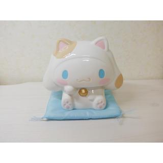 シナモロール - 招き猫の貯金箱