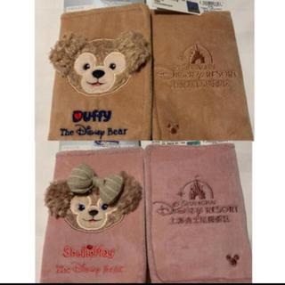 ダッフィー - 上海ディズニー パスポートケース