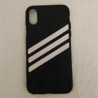 アディダス(adidas)のiPhoneXケース(iPhoneケース)