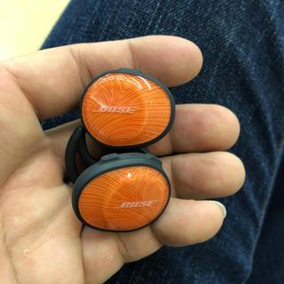 ボーズ(BOSE)のBose Bluetooth イヤホン(ヘッドフォン/イヤフォン)