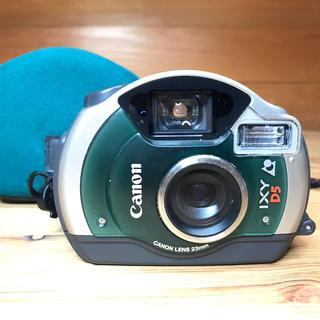 キヤノン(Canon)のIXYD5(フィルムカメラ)