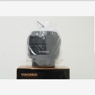 ニコン(Nikon)の☆新品未開封♪ ニコン用 50mm/F1.8 単焦点レンズ☆ フルサイズ 対応!(レンズ(単焦点))