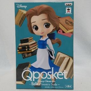 ディズニー(Disney)のQPosketカンスタ ベル ノーマルカラーverフィギュア(アニメ/ゲーム)