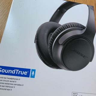 ボーズ(BOSE)のBOSE sound true around-ear headphones Ⅱ(ヘッドフォン/イヤフォン)