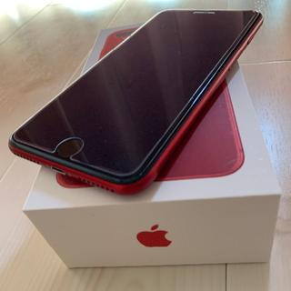 Apple - DoCoMo iphone 8 Plus RED 64GB SIMロック解除済