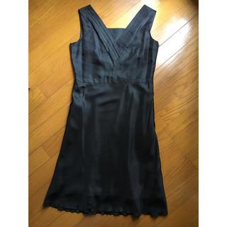 オフオン(OFUON)のオフオン ドレス(ミディアムドレス)