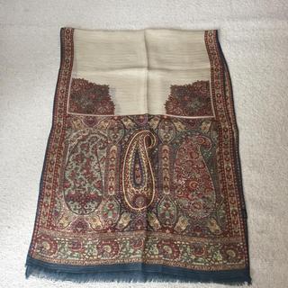 エトロ(ETRO)の美品❤︎ETRO シルクスカーフ(バンダナ/スカーフ)
