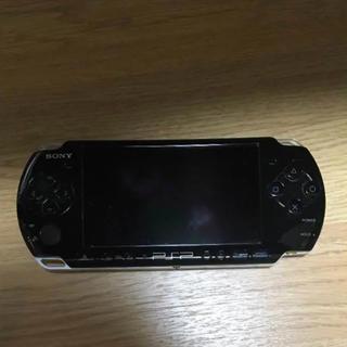 ソニー(SONY)の壊れたPSP 3000 本体(携帯用ゲーム本体)