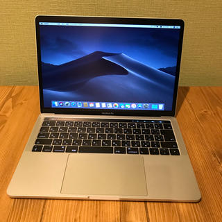 Apple - 最上位モデル Macbook Pro 2017 TouchBar搭載