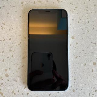 iPhone - 新品同様  iPhone XR 256GB ホワイト SIMフリーモデル