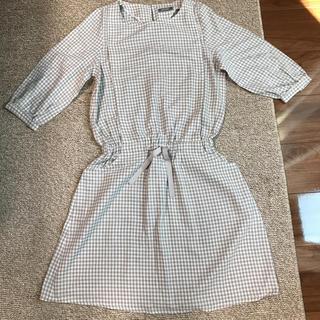 ベルメゾン(ベルメゾン)の授乳服 ワンピース(マタニティワンピース)