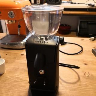 ascaso i mini アスカソ コーヒーグラインダー(エスプレッソマシン)