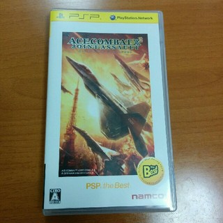 エースコンバットX2 ジョイントアサルト PSP the Best