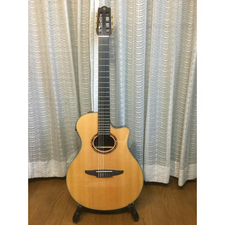 ヤマハ(ヤマハ)のYAMAHA(ヤマハ) NTX1200R エレガットギター(アコースティックギター)