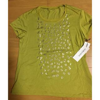 ジョルジュレッシュ(GEORGES RECH)のTシャツ 上質  未使用タグ付き 定価11550円 ジョルジュレッシュ(Tシャツ(半袖/袖なし))