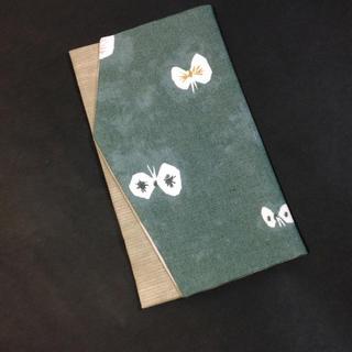 ミナペルホネン(mina perhonen)の袱紗 ふくさ ミナペルホネンhana hane生地使用のハンドメイド (その他)