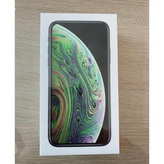 Apple - iPhone XS 64GB space gray 新品未開封