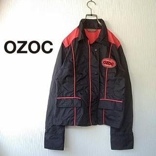 オゾック(OZOC)のOZOC ナイロンジャケット(ノーカラージャケット)
