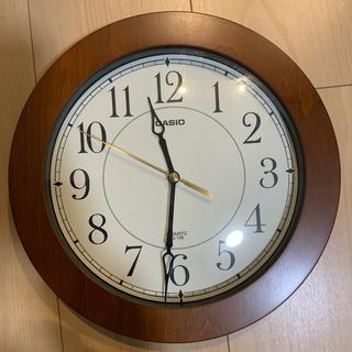 カシオ(CASIO)のCASIO  壁掛け時計(掛時計/柱時計)