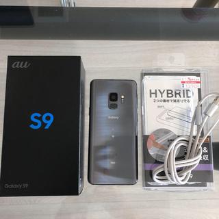 ギャラクシー(galaxxxy)の【SIMフリー】新品  Galaxy S9 (スマートフォン本体)