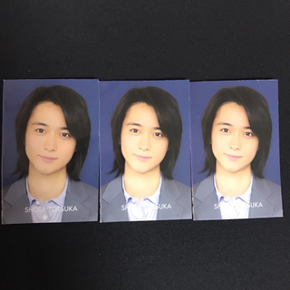 エービーシーズィー(A.B.C.-Z)の戸塚祥太 データカード(アイドルグッズ)