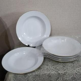 オオクラトウエン(大倉陶園)の大倉陶園 深皿 スーププレート  6枚(客)(食器)